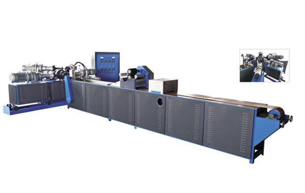 Co-extrusion Line | Strip Processing Machine | CB